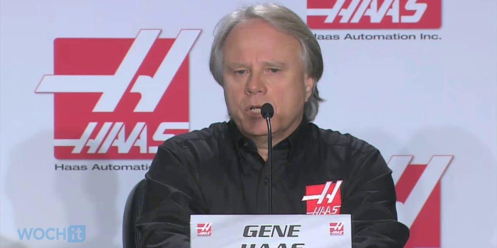 Gene Haas o budoucnosti týmu v F1