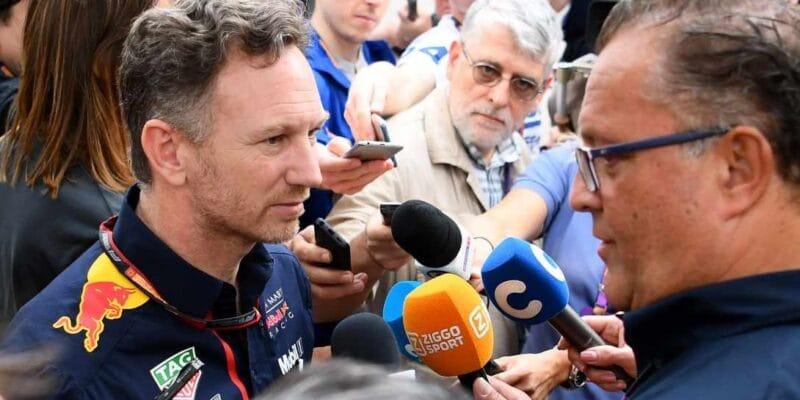 Horner: Mohli jsme jet, většina týmů ale byla proti
