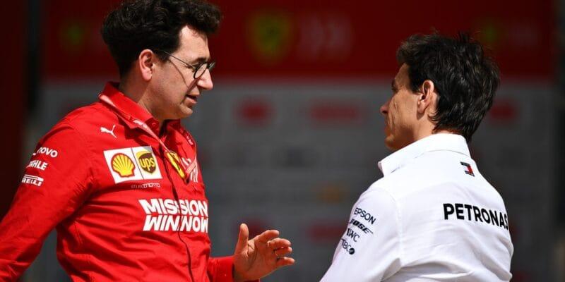 Mercedes nepodnikne žádné kroky proti výsledkům vyšetřování Ferrari
