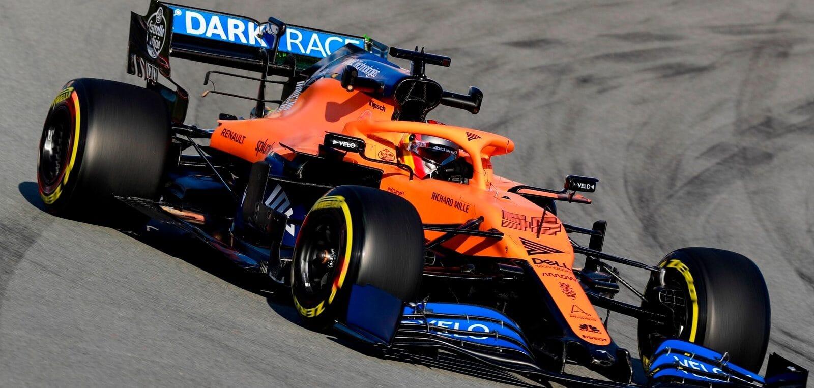 Sainz: Racing Point neukázal pravou rychlost