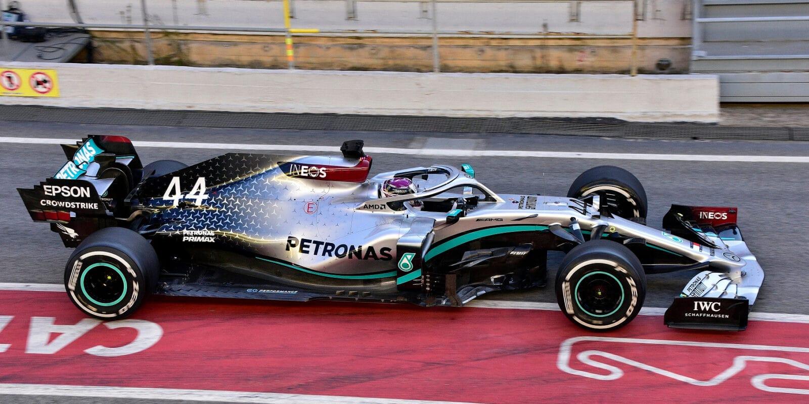 Mercedes se pro příští rok zbaví systému DAS