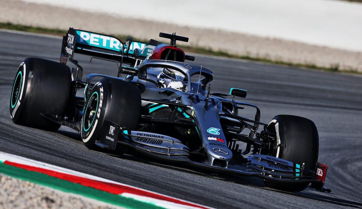 Hamilton a Bottas mají od DAS odlišná očekávání