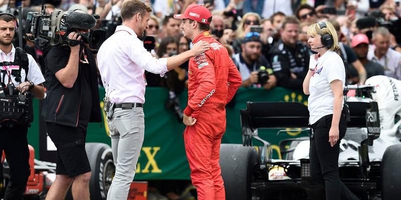 Virtuální GP Vietnamu: Pozvání přijal Leclerc, pojede i Button