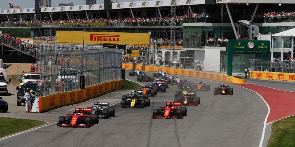 GP Kanady se přidává na seznam odložených závodů