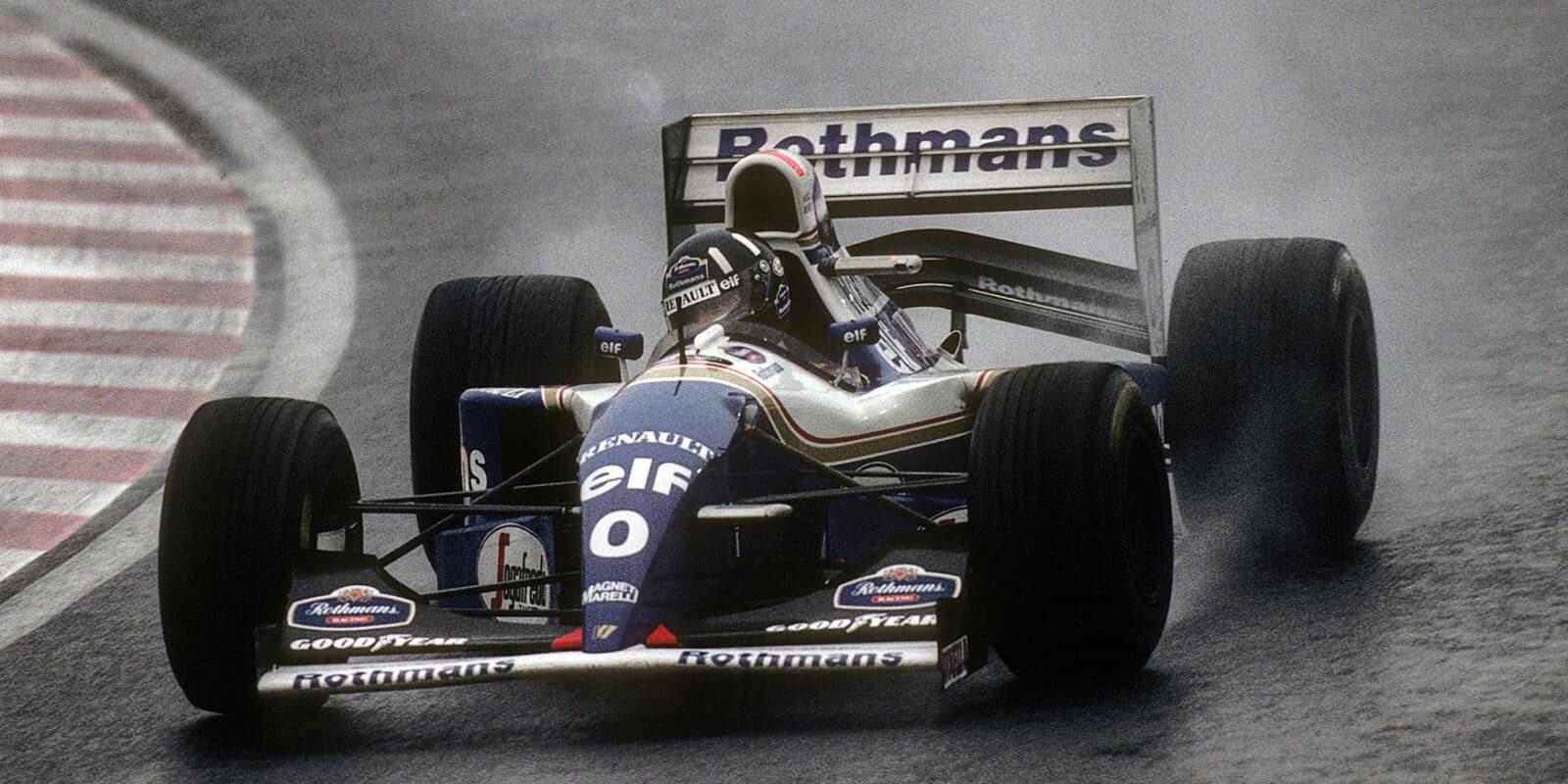 Středeční návrat do historie: GP Japonska 1994