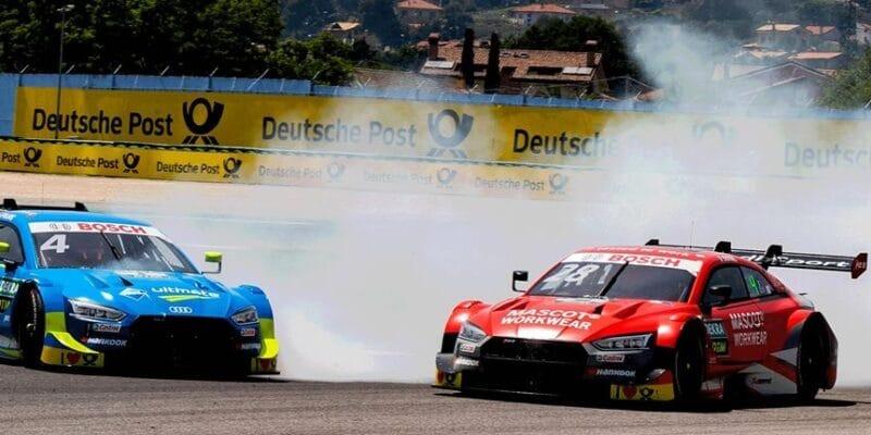 Značka Audi končí v seriáli DTM