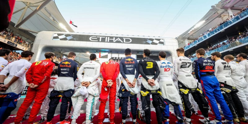 15 až 18 závodů, začátek sezóny v Rakousku, odhaduje Carey