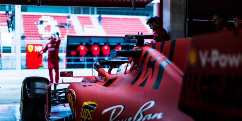 Ferrari nesouhlasí s dalším snížením rozpočtového stropu