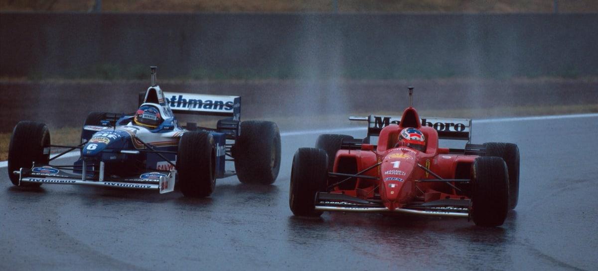 Středeční návrat do historie: GP Španělska 1996