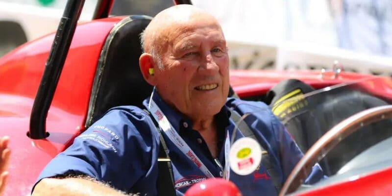 Ve věku 90 let zemřel sir Stirling Moss