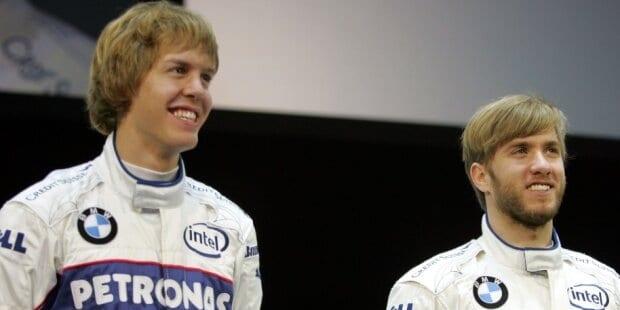 Heidfeld: Vettel měl v závodech nad Leclercem výhodu