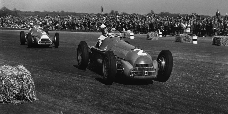 Přesně před 70 lety odstartoval první šampionát formule 1