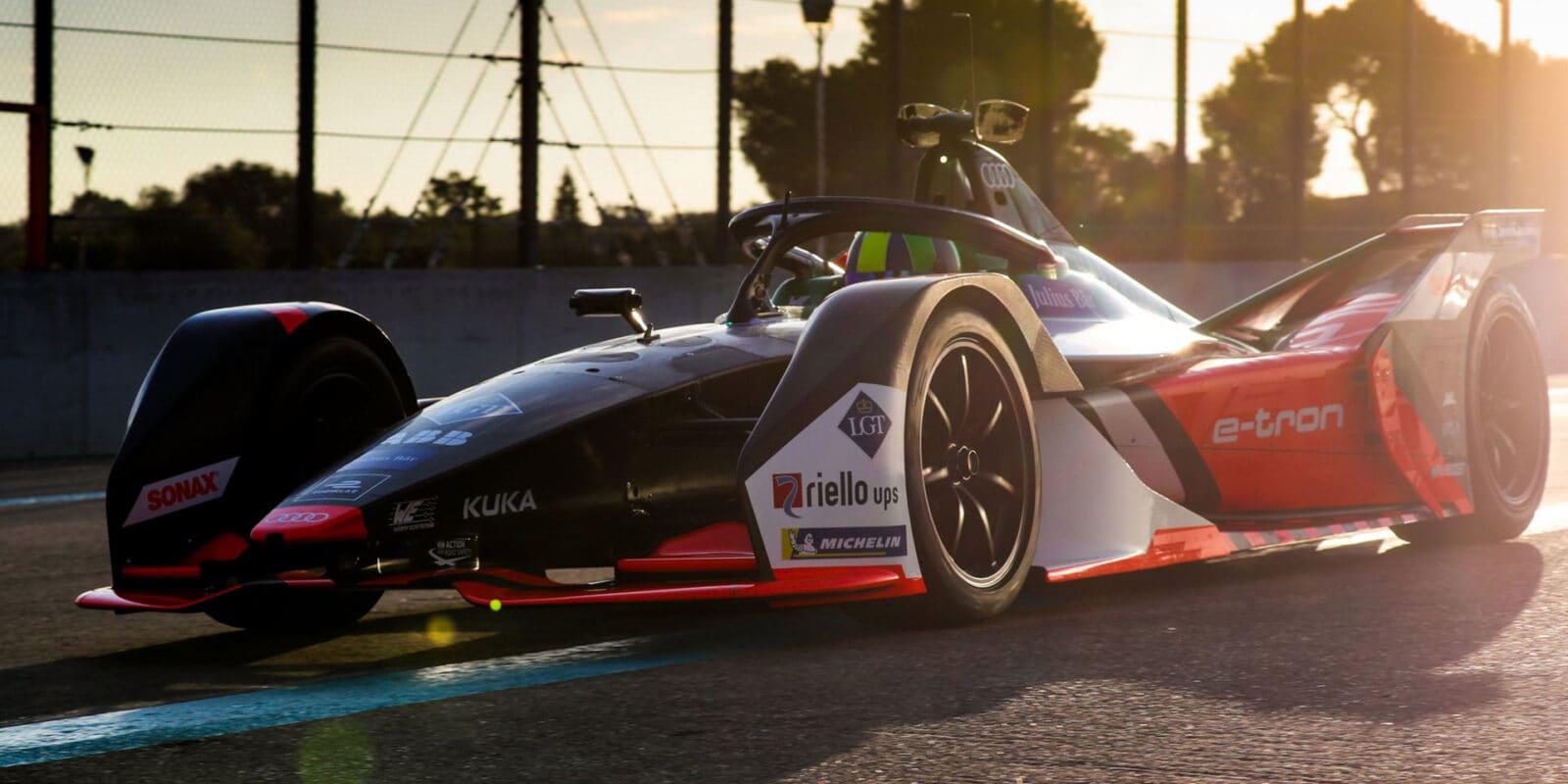 Virtuální závodění jen jako zábava? Abt byl za podvod vyhozen z Audi
