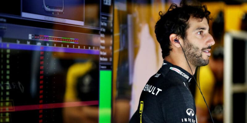 Ricciardo vyhrál sázku a odhalil detaily plánovaného tetování
