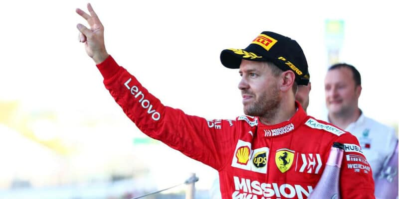 Potvrzeno: Sebastian Vettel odchází z Ferrari
