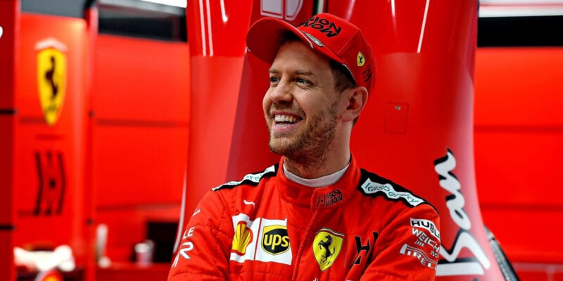 Vettel: Ferrari je po vylepšeních úplně jiné