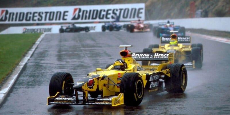 Středeční návrat do historie: GP Belgie 1998