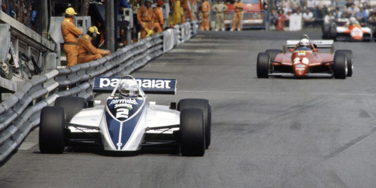 Středeční návrat do historie: GP Monaka 1982