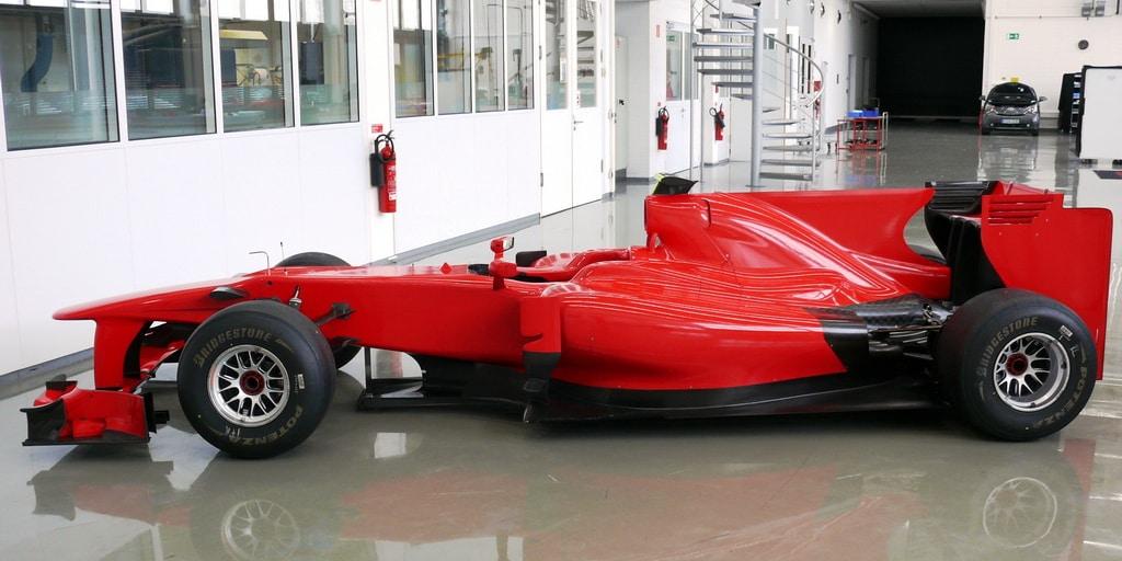 Toyota TF110: Vůz, který se nikdy neprojel na závodním okruhu