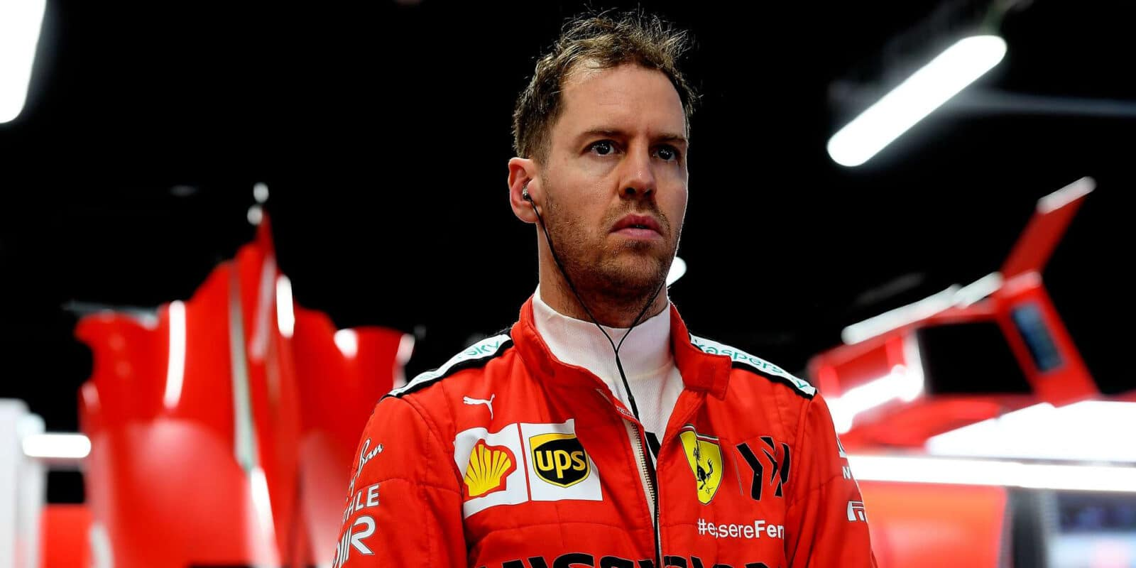 Bild a AMuS: Vettel na konci sezóny opustí Maranello!