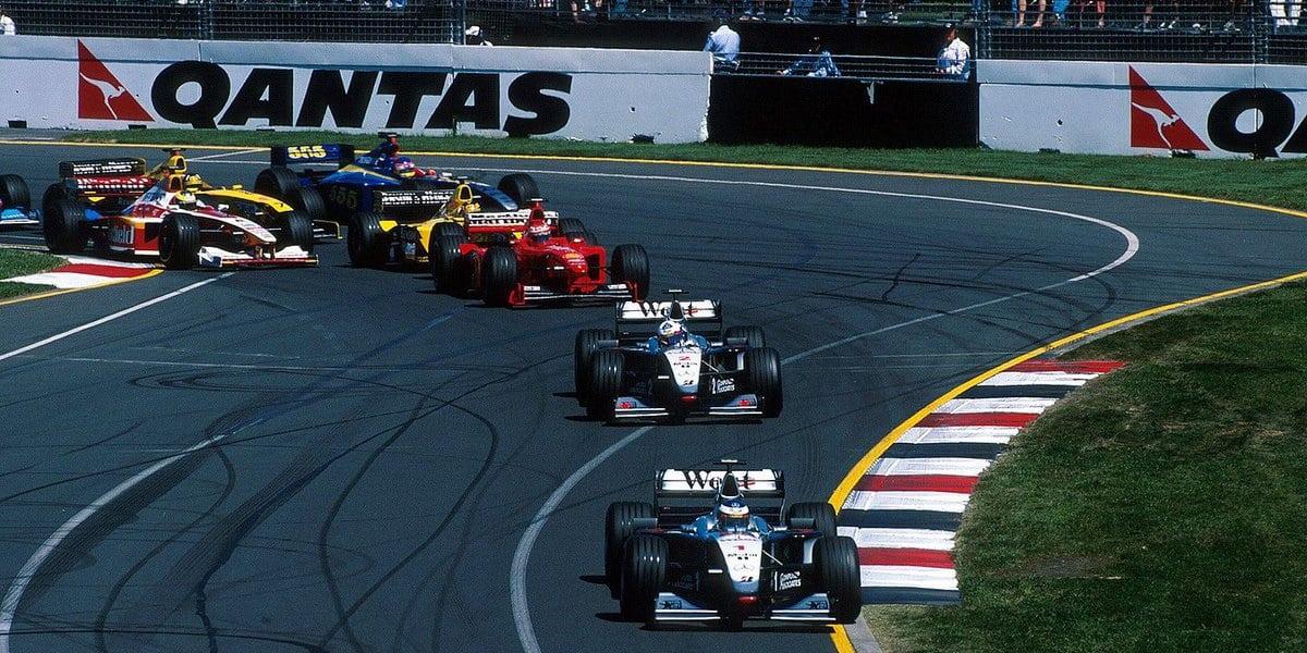 Středeční návrat do historie: GP Austrálie 1999