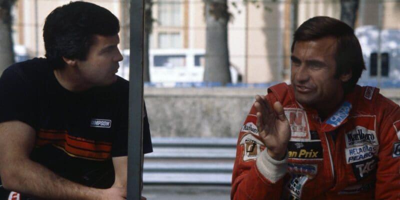 Kolegové na ostří nože #2: Reutemann vs Jones