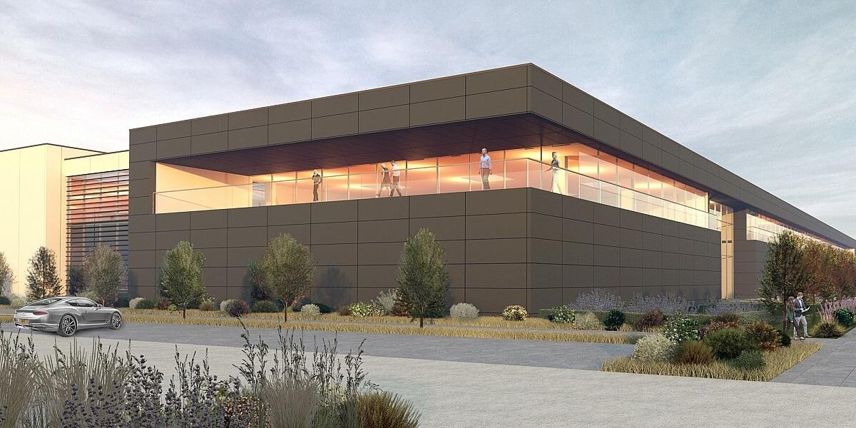 Továrna Astonu Martinu bude dokončena až v roce 2022
