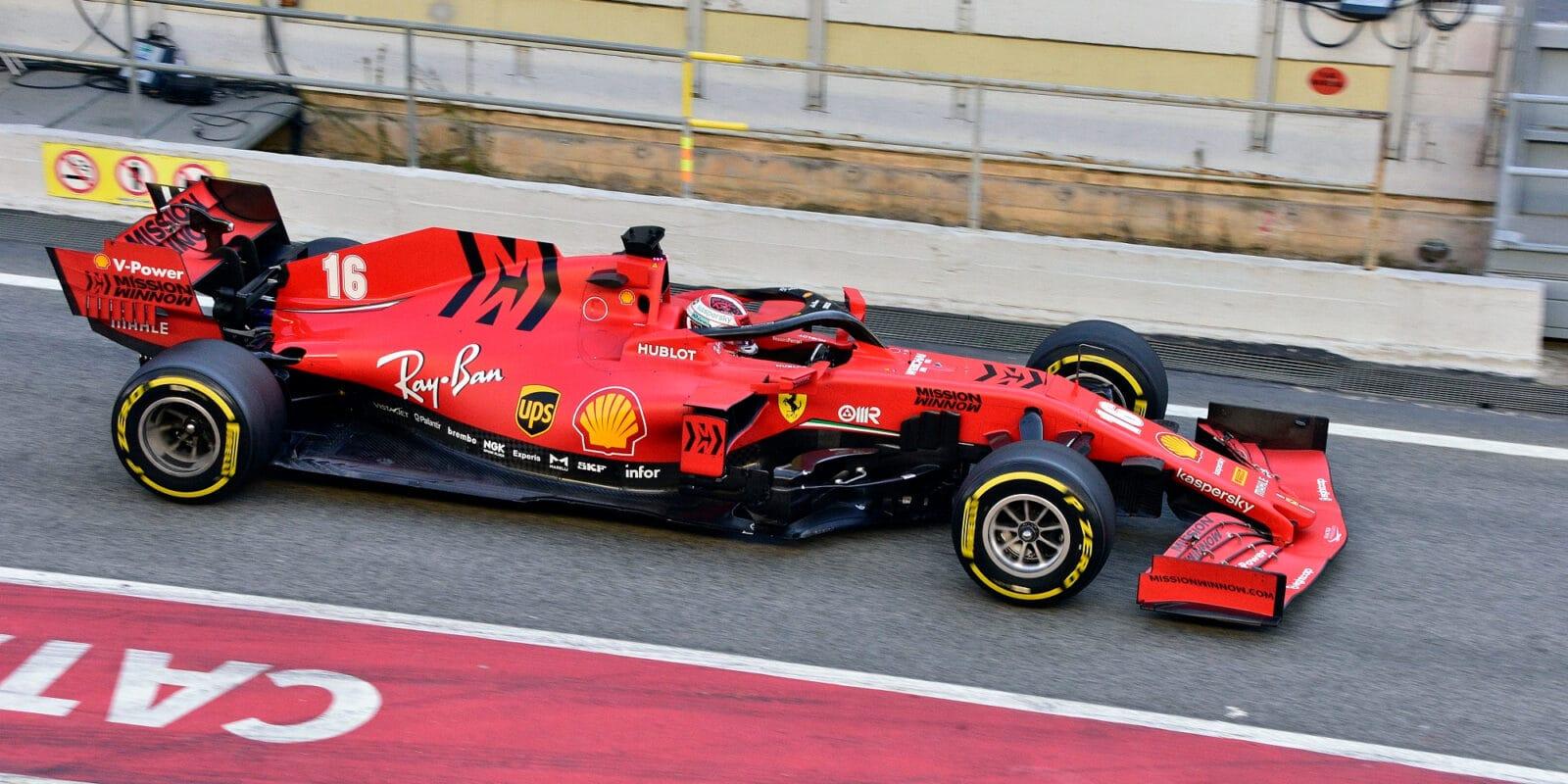 Ferrari vylepšení nepřiveze, představí je až v Maďarsku