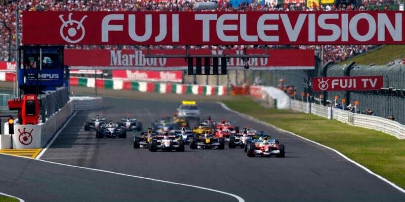 Středeční návrat do historie: GP Japonska 2005