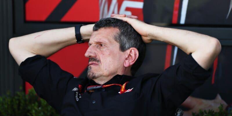 Haas není na prodej, upozorňuje Steiner