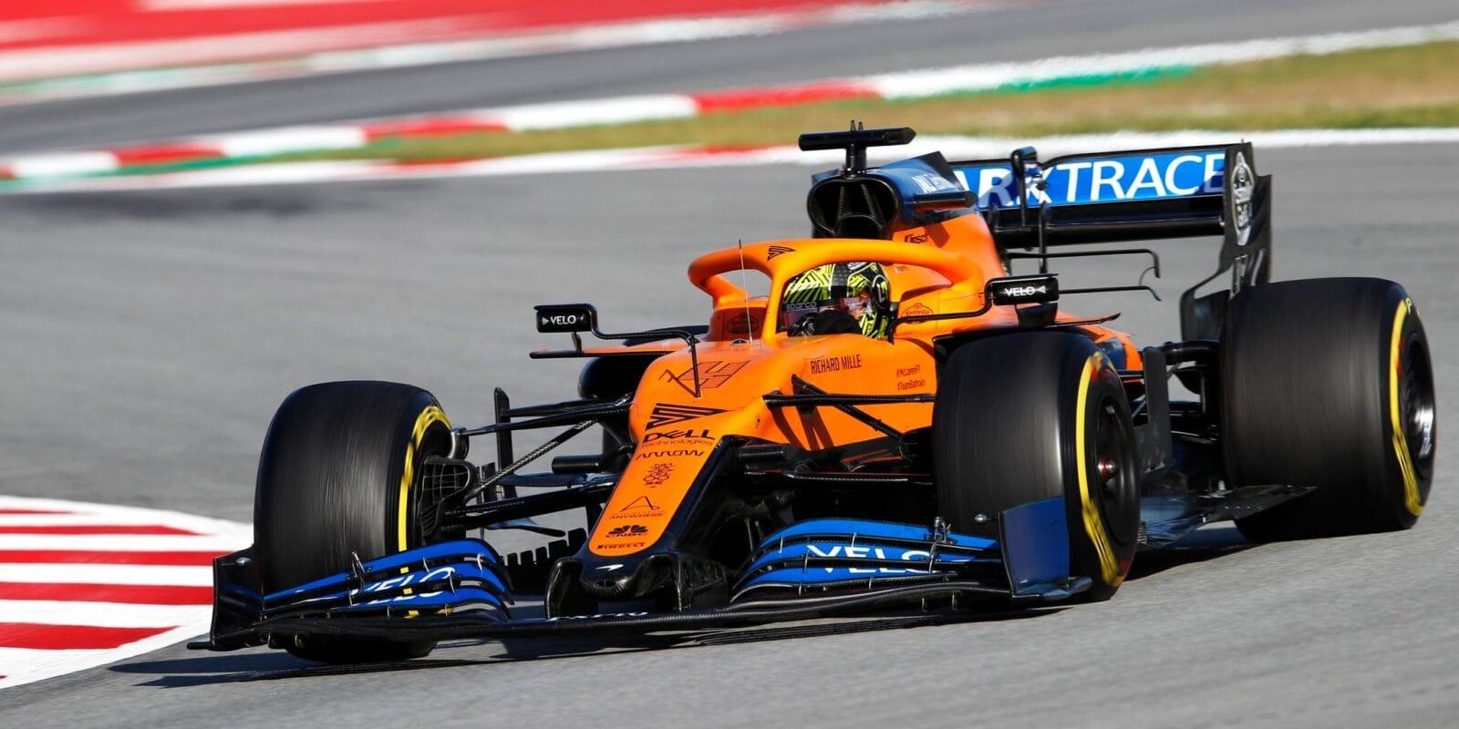 McLaren bije na poplach, potřebuje 280 milionů liber