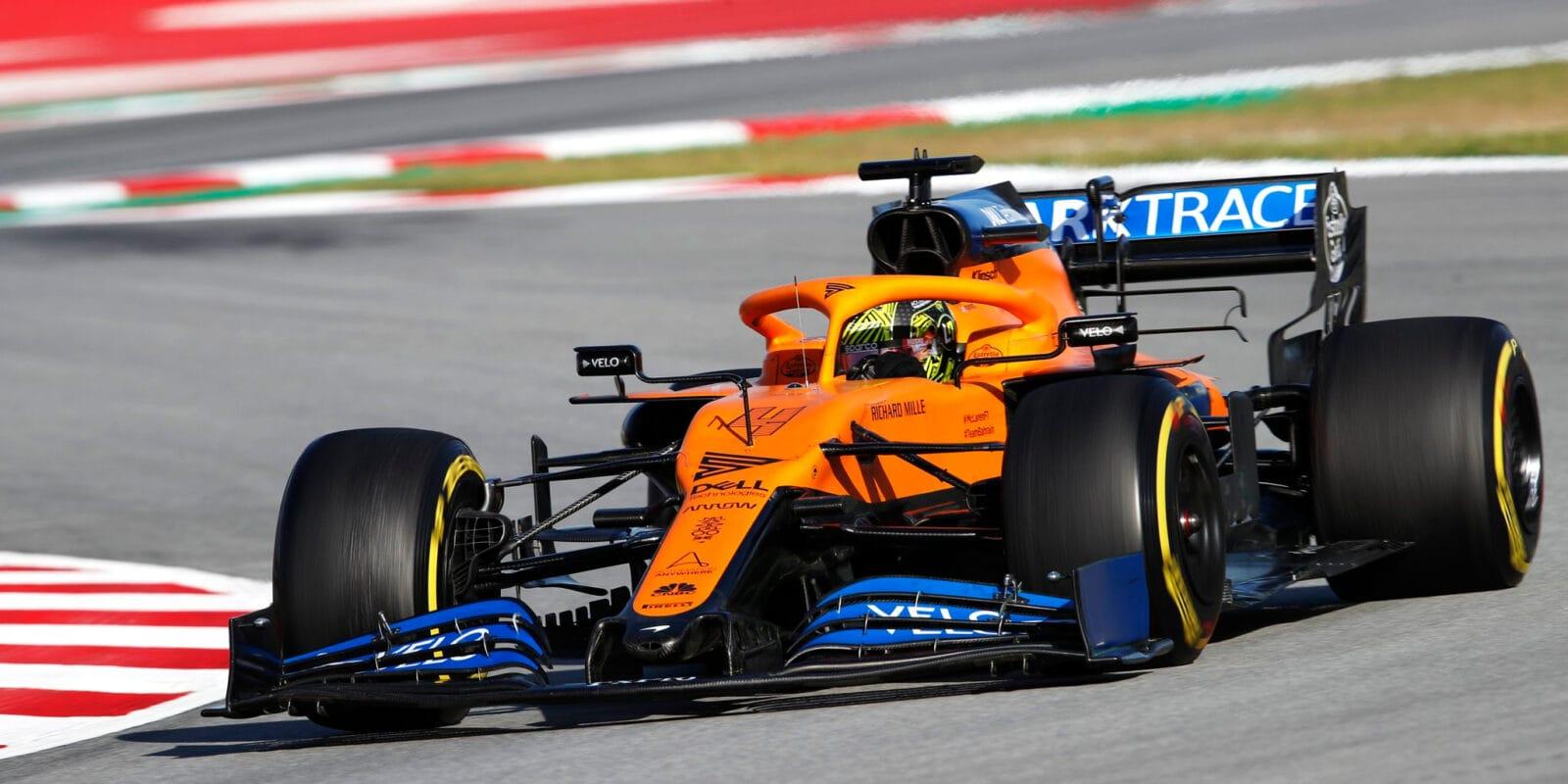 McLaren uvažuje o částečném prodeji týmu
