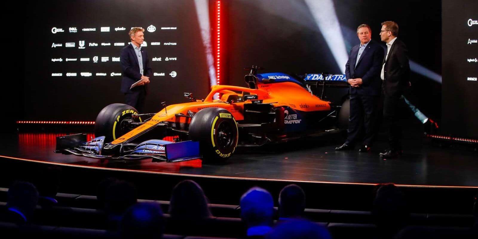 Bahrajnská národní banka může zachránit McLaren