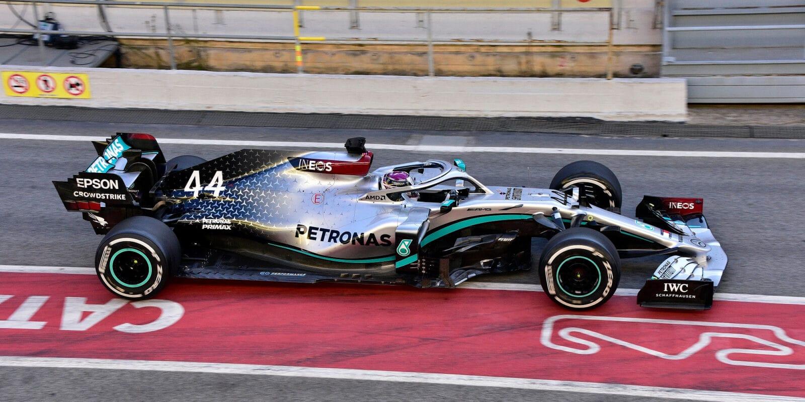 Nejen Ferrari, vylepšení chystá také Mercedes