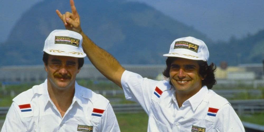Kolegové na ostří nože #3: Mansell vs Piquet
