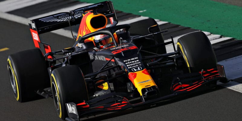 Verstappen se nezúčastnil testů Red Bullu na Silverstonu