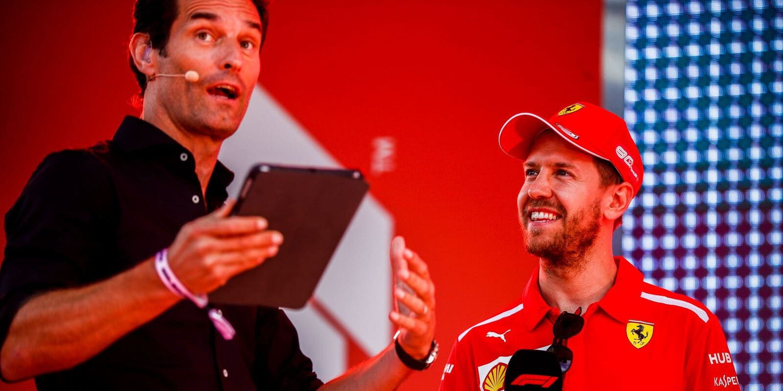 Vettel si vezme rok volna, myslí si bývalý kolega Webber