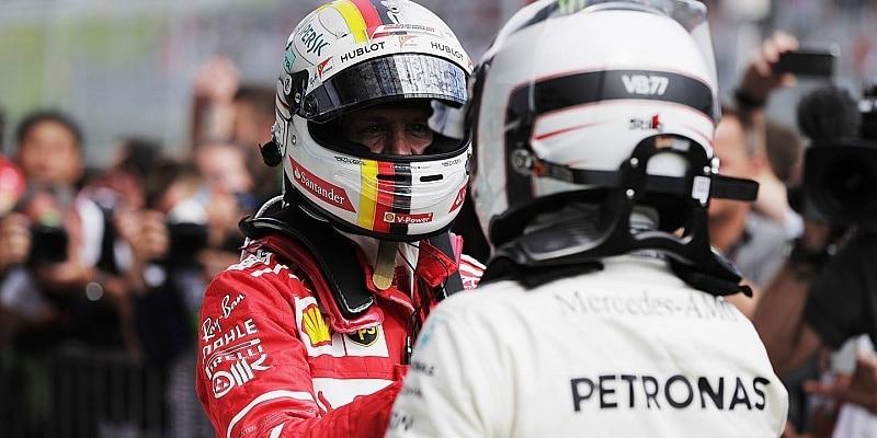 Bottas: Tým mi řekl, že o Vettela nemají zájem