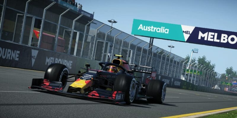 Pandemie esportu prospěla, myslí si komentátor F1 Esports