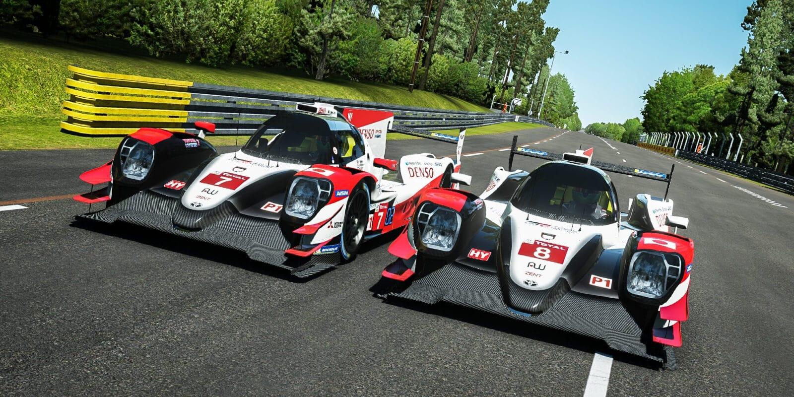 Dnes měla startovat 24hodinovka v Le Mans. Nakonec se pojede virtuálně