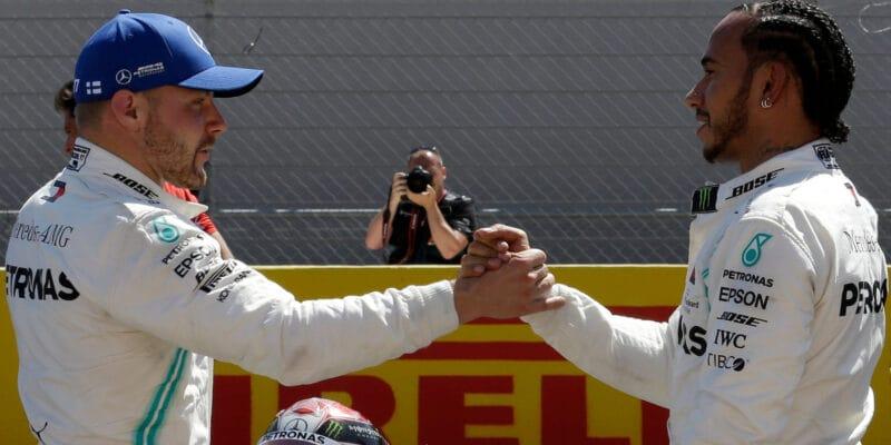 Valtteri Bottas by měl zůstat u Mercedesu i v roce 2021