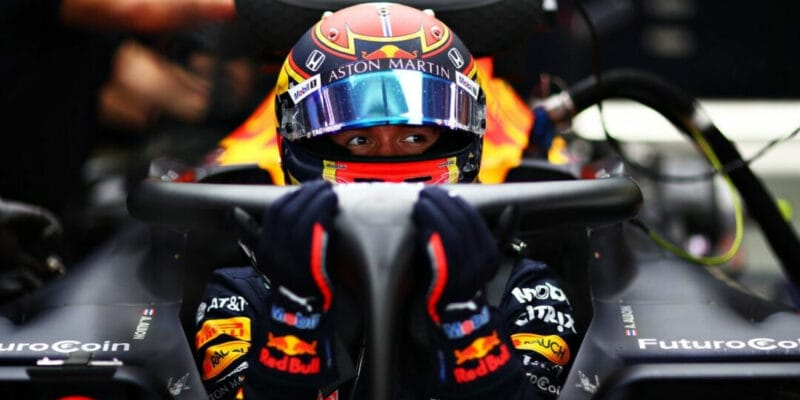Albon se trápí s těžkým vozem, Red Bull chce najít řešení