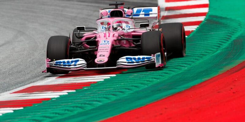 FP1: Pérez nejrychlejší, Latifi nedokončil