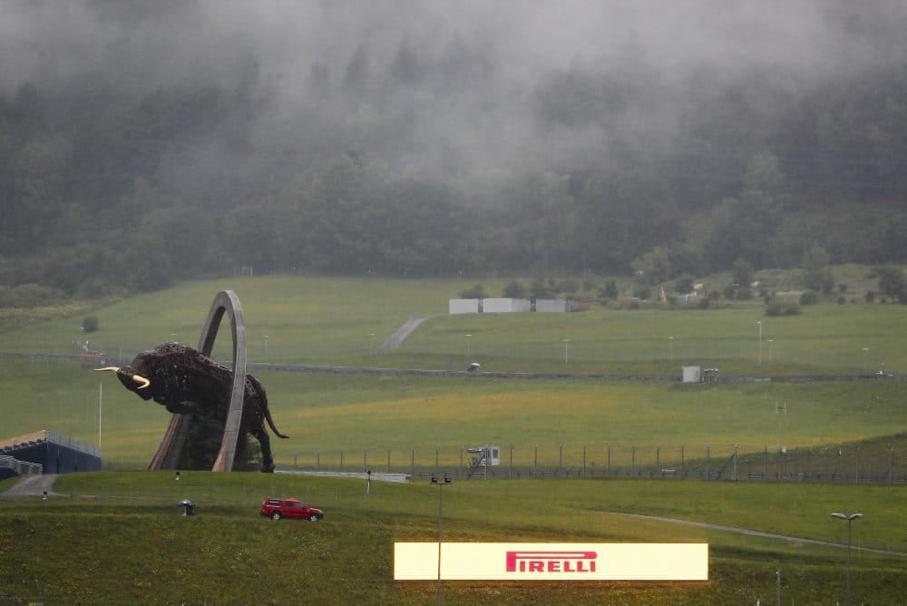 Třetí trénink ve Štýrsku zrušen kvůli počasí