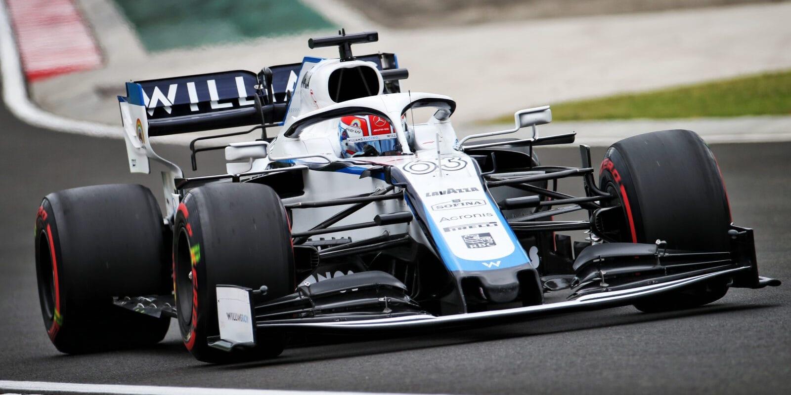 Williams v Británii nasadí vylepšení na obě auta
