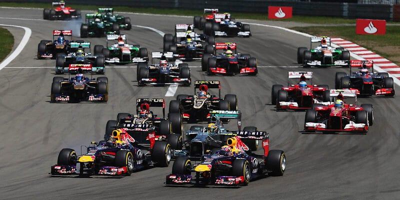 Imola, Portimão, nebo Nürburgring? Ve hře je několik okruhů