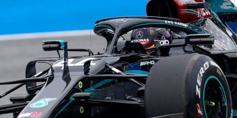 Mercedes ovládl i druhý trénink, Hamilton zůstal na čele
