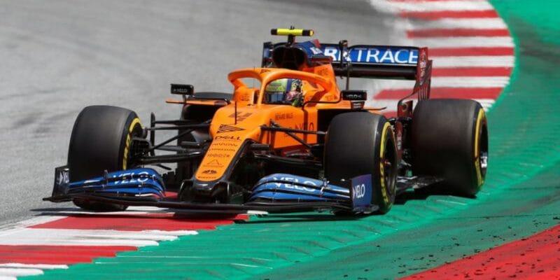Norris: Motor od Mercedesu je změna k lepšímu