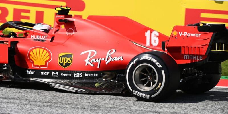 Byla to má chyba, omlouvá se za nehodu Leclerc