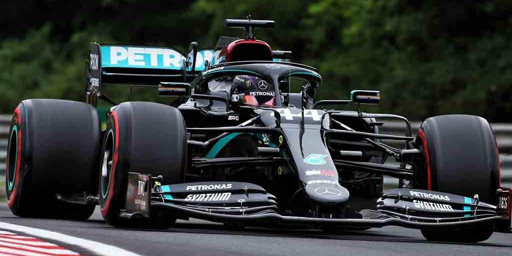 Hamilton ovládl Hungaroring a bere vedení v šampionátu
